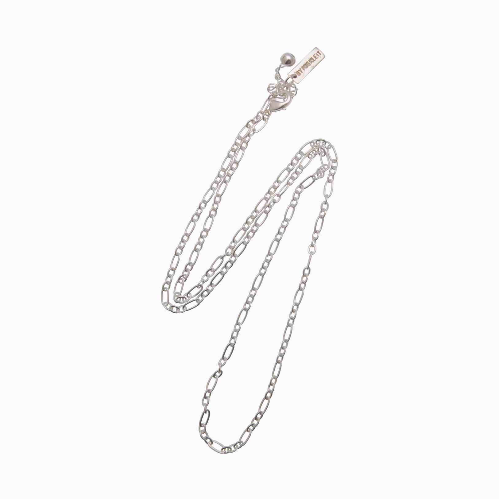 Chunky sølvkæde | no. 853